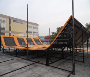 Trampoline Park Equipment Foam Pit Indoor Play Equipment Supplier