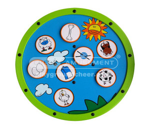 Find Friends Play Panel Indoor Play Equipment