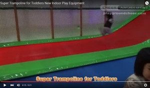 Super  Trampolines For Toddlers