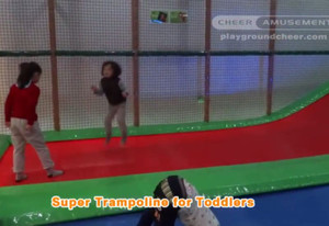 Super Trampoline For Toddler Complated in 2015 Asia