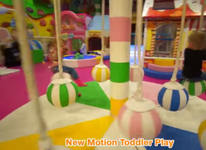Motion Soft Play - Cheer Amusement Profile