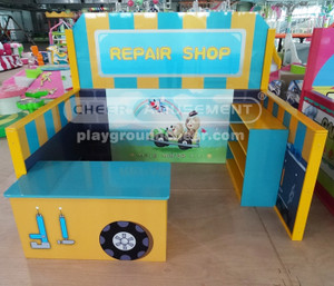 Repair Shop Indoor Playground Equipment