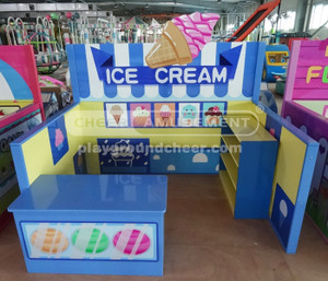 Ice Cream Theme Indoor Playground Equipment