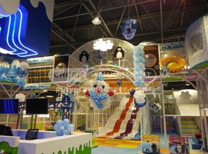 Come and explore Cheer Amusement Winter Wonderland | 9000 SFT