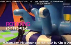 Indoor Playground Motion Supply