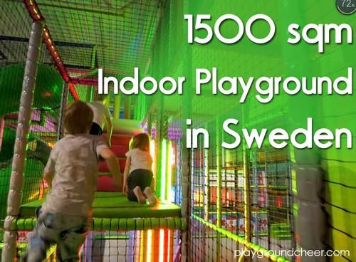 Sweden Indoor playground