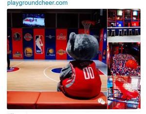 NBA Basketball themed indoor play center in Shanghai  | Cheer Amusement