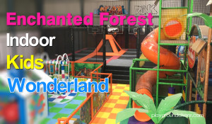 Enchanted Forest Indoor Kids Wonderland | Cheer Amusement