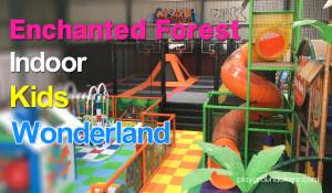 Enchanted Forest Indoor Kids Wonderland | Cheer Amusement
