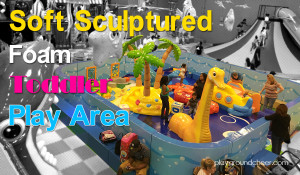 2018 New Soft Sculptured Foam Toddler Play |  Cheer Amusement