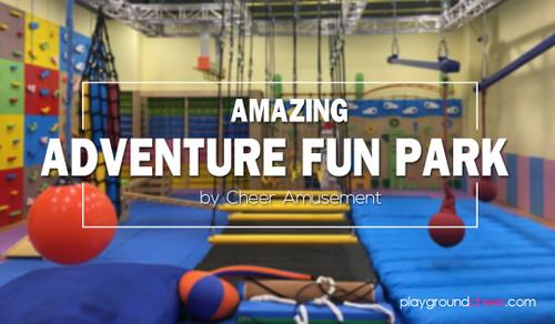 Amazing Adventure Fun Park by Cheer Amusement