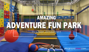 Amazing Adventure Fun Park by Cheer Amusement