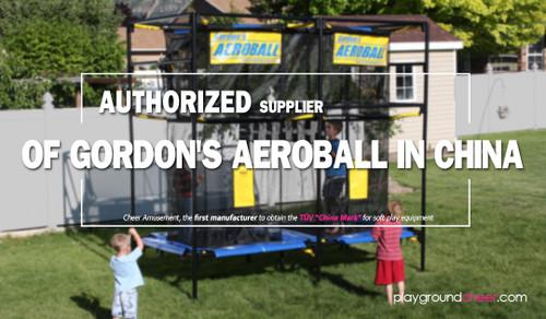 Authorized Supplier of Gordon's Aeroball