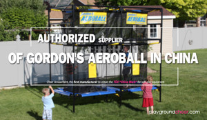 Authorized Supplier of Gordon's Aeroball