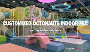 Customized Octonauts Indoor FEC by Cheer Amusement