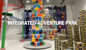 Integrated Adventure Park by Cheer Amusement