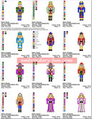 Nutcracker Collection Machine Embroidery Designs