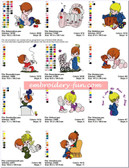 PRECIOUS MOMENTS EMBROIDERY DESIGNS PATTERNS