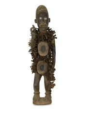 Nkisi N'kondi Power Figure