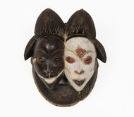 Punu Ceremonial Mask