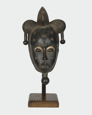 Baule Ceremonial Mask