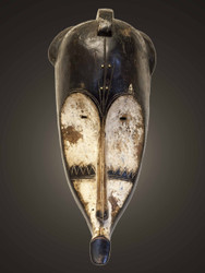 A Fine Ceremonial Mask -  Fang Peoples, Gabon