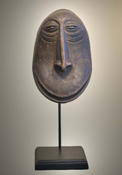 Face Mask, Hemba Peoples, D.R. Congo
