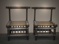 Distinguished Family Utility Chairs, Dan Peoples, Cote d' Ivoire (Ivory Coast)