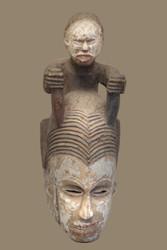 Royal Ceremonial Mask, Igbo Peoples, Nigeria