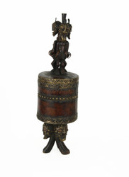 A Superb Songye Divination Vessel