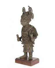 An Important Royal Figure The Oba (King) of Benin