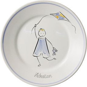 Leo - Personalized Plate