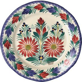 Fleuri Wall Plate