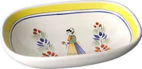 Open Butter Dish/ Soap Dish - Henriot