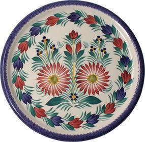 Cake Plate - Fleuri