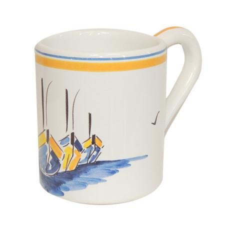 Escale Coffee Mug - Quimper