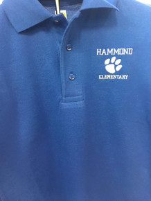 Hammond Pique Polo Adult