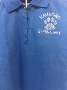 Hammond Girl Polo