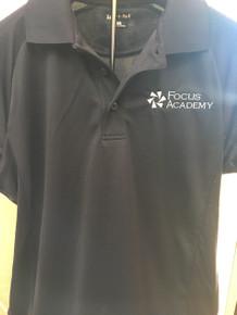 Focus Men S/S Dri-fit Polo