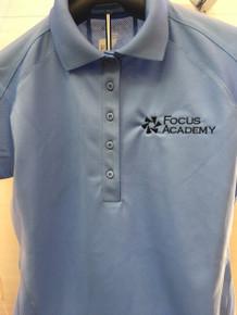 Focus Ladies Fit S/S Dri-fit Polo 2XL/4XL