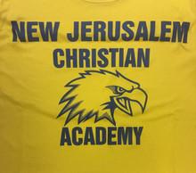 NJCA Spirit Adult Dri-fit T-shirt