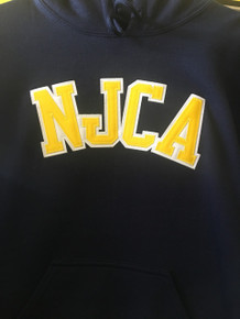 NJCA HIGH SCHOOL Hooded Sweatshirt Adult