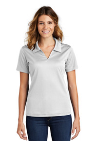 Polo Ladies Dry-Mesh V-neck