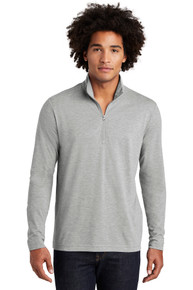 PosiCharge Tri-blend wicking 1/4 Zip Pullover NW