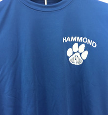 Hammond Dri-fit t-shirt Adult