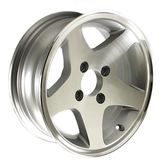 Aluminum SpaDolly Wheel