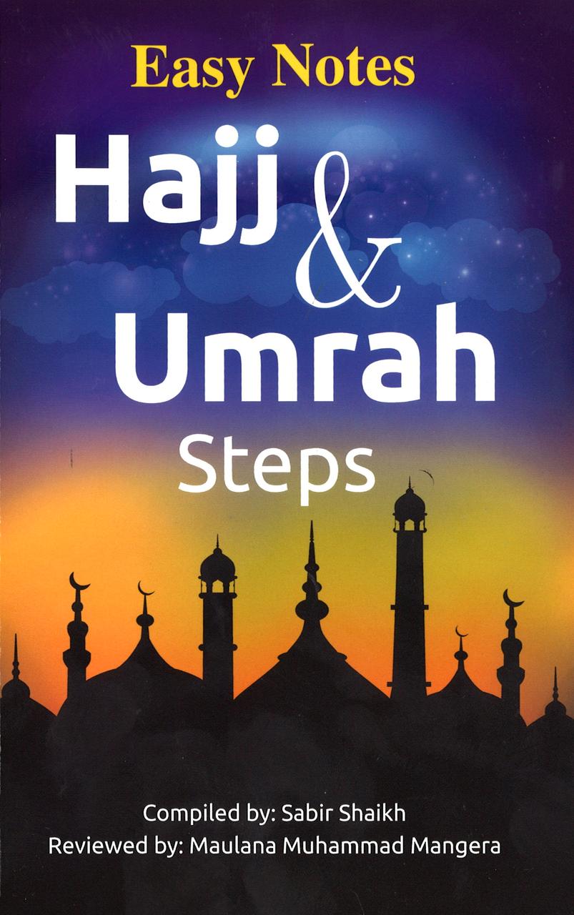 Hajj & Umrah Steps
