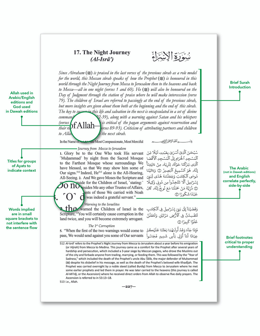 The Clear Quran - with Arabic Text | Hardcover