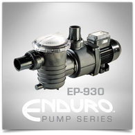 Poolrite Enduro 930 Pump 1.25hp