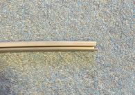 Plastic 18ft (5.5m) Bottom Rails